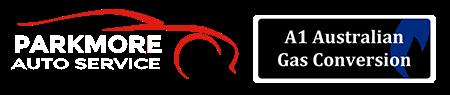 Park More Auto logo
